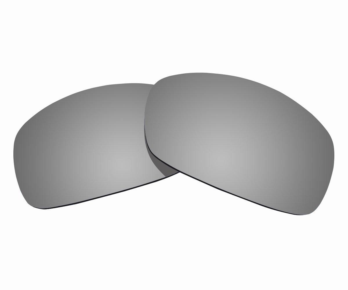 3db3fd709d Amazon.com   Sunnyblue2 Titanium Polarized Replacement Lenses for Oakley  Hijinx Sunglasses   Sports   Outdoors