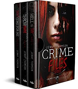 Crime Files Series: Books 1 - 3 by [Thomson, Jenny]