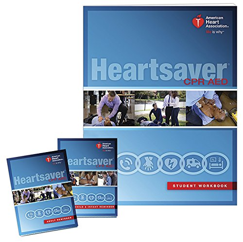 Heartsaver CPR AED Student Workbook 2015