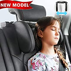 Note:        Apply to the height-adjustable car seats with a headrest bar distance range in 2.8inch-6.3inch.        Please check your car seat headrest to make it sure before your make an order!        Specifications               1,Co...