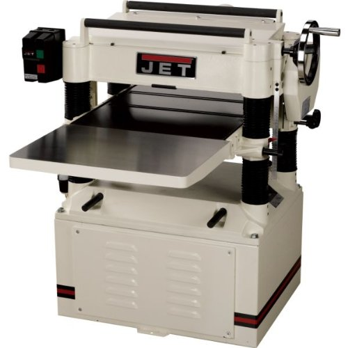 Jet 708544 JWP-208HH 20-inch Helical Head Planer, 5HP, Single Phase, 2