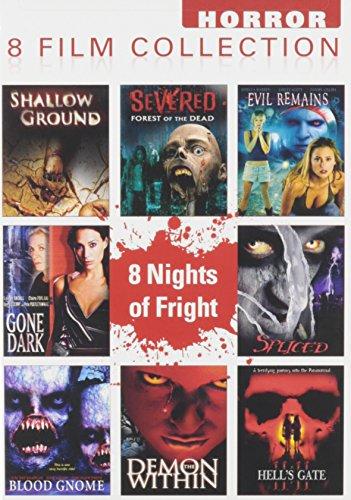 Screen Media Horror 8 Pack