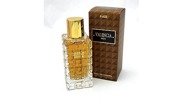 Valencia Men 100 ML Eau de Toilette Spray huele Valentino Uomo: Amazon.es: Belleza