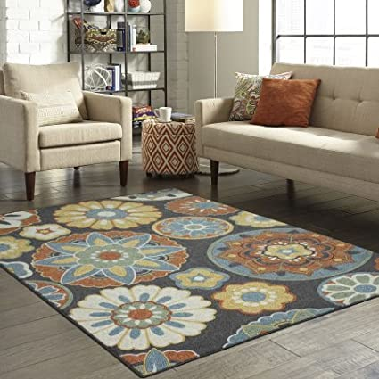 fb930aa4c7e Image Unavailable. Image not available for. Color  Better Homes and Gardens  Suzani Area Rug or Runner ...