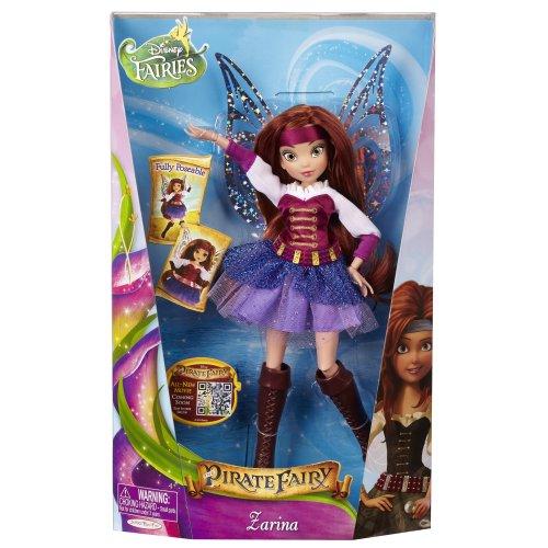 - Disney Fairies Zarina Wave 9