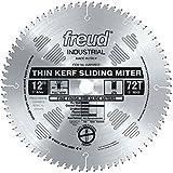 "Freud 12"" x 72T ATB Carbide Sliding Miter Circular Saw Blade LU91M012 New ;(supply#: tools-plus-outlet, #UGEIO82221928006381"