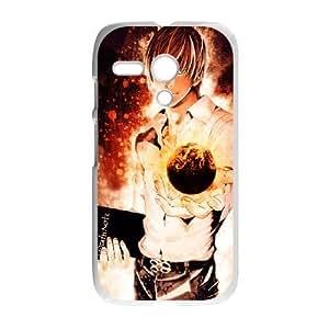 Death Note Motorola G Cell Phone Case White TPU Case wyc7ni-1110470