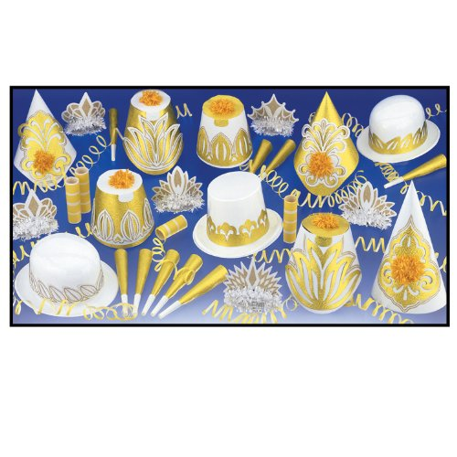 Golden Nugget Asst for 50 Party Accessory (1 count)