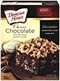 Duncan Hines Decadent Cake Mix, German Chocolate, 21 Ounce (Pack of 8)