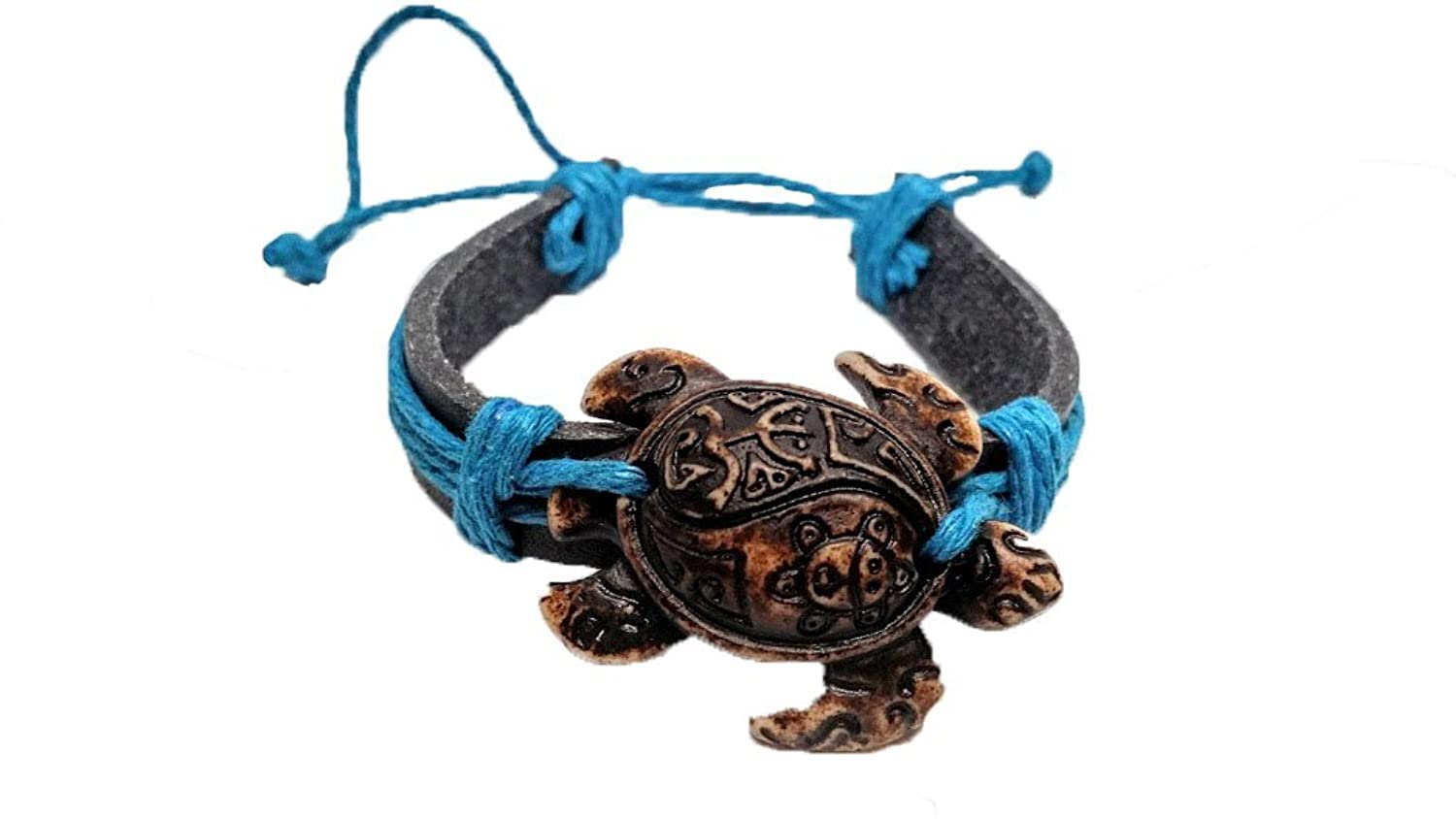 listing wrap jewelry beachy turtle opal bracelet leather african il sea fullxfull life gemstone