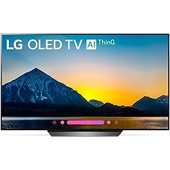 Amazon com: LG Electronics OLED65B8PUA 65-Inch 4K Ultra HD