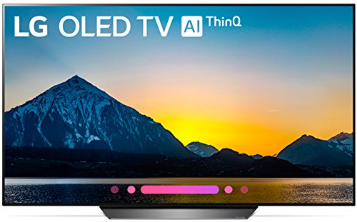 (LG Electronics OLED65B8PUA 65-Inch 4K Ultra HD Smart OLED TV (2018 Model))