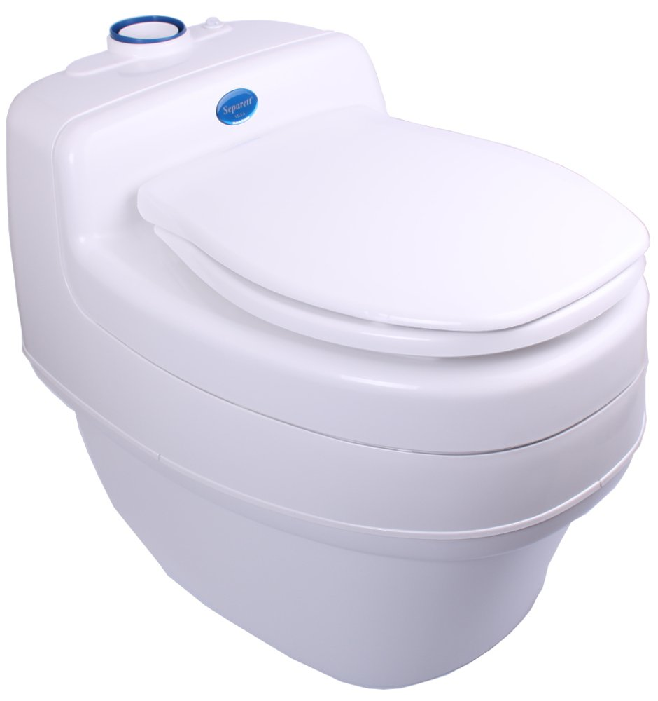 separett - WC Villa 9010 Compost 12 V/230 V: Amazon.es ...