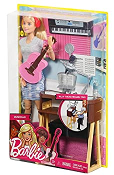 Barbie Musician Doll & Playset, Blonde 5