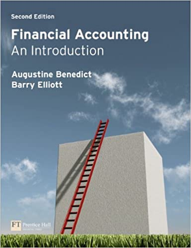 Financial accounting an introduction amazon mr augustine financial accounting an introduction amazon mr augustine benedict mr barry elliott 9780273737650 books fandeluxe Images