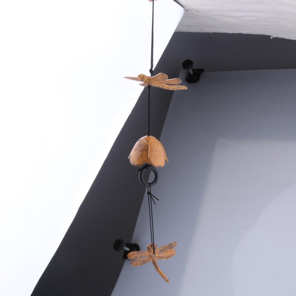 Carillon Éolien Japonais Furin Windchime Décoration Carillon Libellule