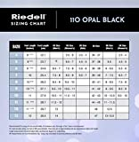 Search : Riedell Skates - 110 Opal - Recreational Ice Skates with Stainless Steel Spiral Blade