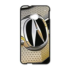 Happy Acura sign fashion cell phone case for HTC One M7