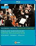 Salzburg Opening Concert 2009 (BluRay) [Blu-ray]