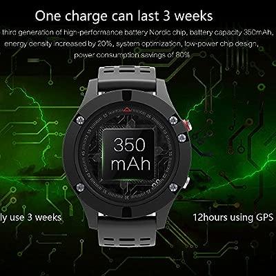 F5 Smart Watch GPS Ritmo Cardíaco A Prueba De Agua IP67 ...
