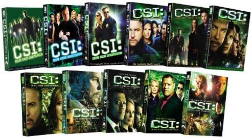 Amazon com: CSI: Crime Scene Investigation - Seasons 1-11