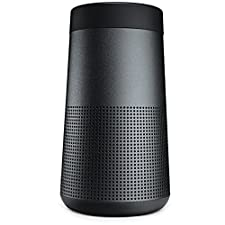 Bose SoundLink Revolve Bluetooth Speaker, Triple Black