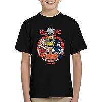 Cloud City 7 Time Seven Naruto Kid's T-Shirt