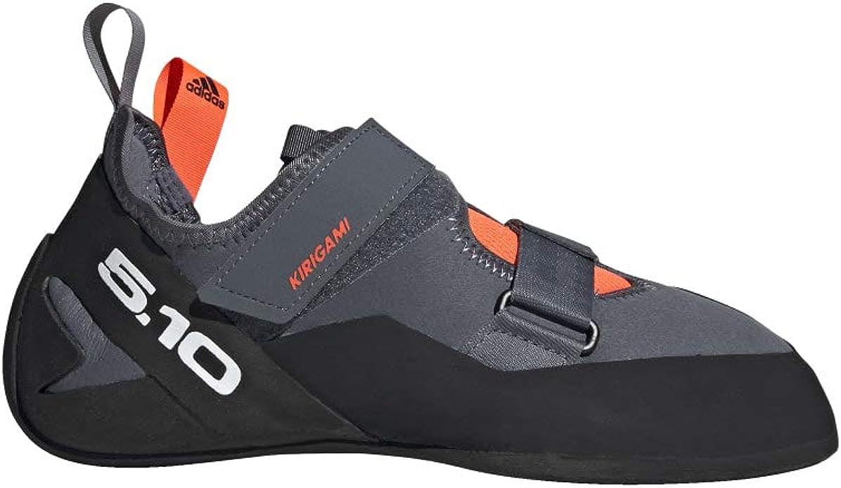adidas Five Ten Kirigami Climbing Shoes Mens, Black, Size 8