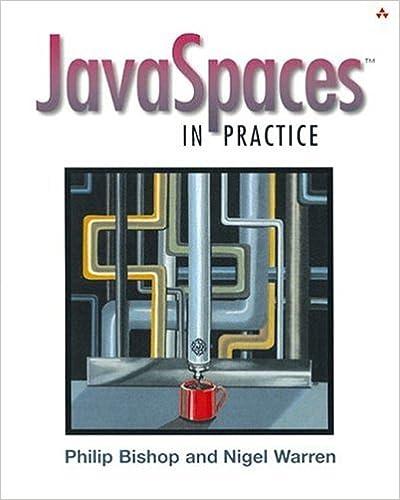 Book JavaSpaces in Practice by Phillip Bishop (2002-09-20)