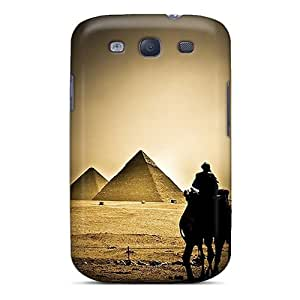 Brand New S3 Defender Case For Galaxy (pyramids)