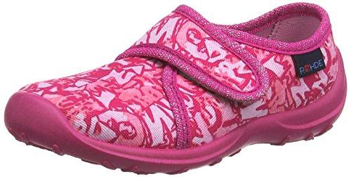 Rohde Boogy Mädchen Pantoffeln Pink (46 Pink)