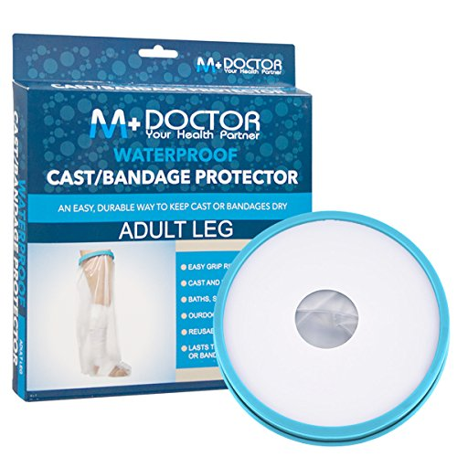 foot cast bandage cover protector - 2