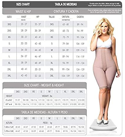 Fajas DPrada 11053 Women Firm Tummy Shapewear at Amazon Womens Clothing store: