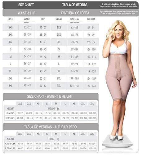Fajas DPrada 11053 Women Firm Tummy Shapewear at Amazon Womens Clothing store: