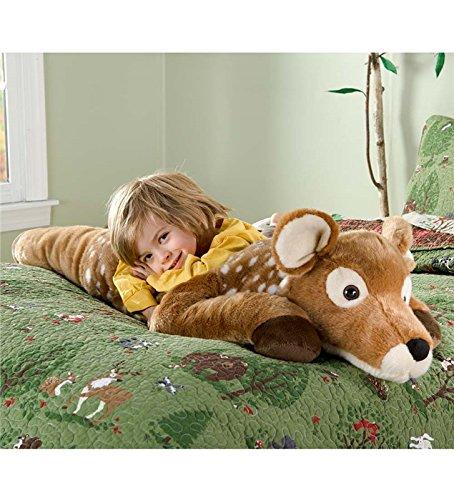 Magic Cabin Deer Body Pillow