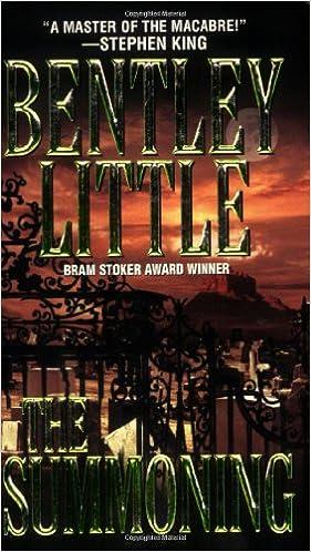 The Summoning Bentley Little 9780786014804 Amazon Books