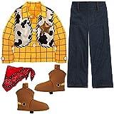 Disney Store Toy Story Sheriff Woody Halloween Costume Size XXS 3 3T