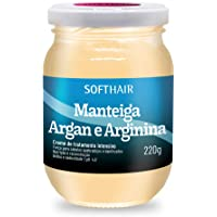 Creme Manteiga de Argan & Arginina,