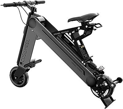 LXDDB Mini Bicicleta eléctrica de 350 W Elegante de Moda 1 Segundo ...
