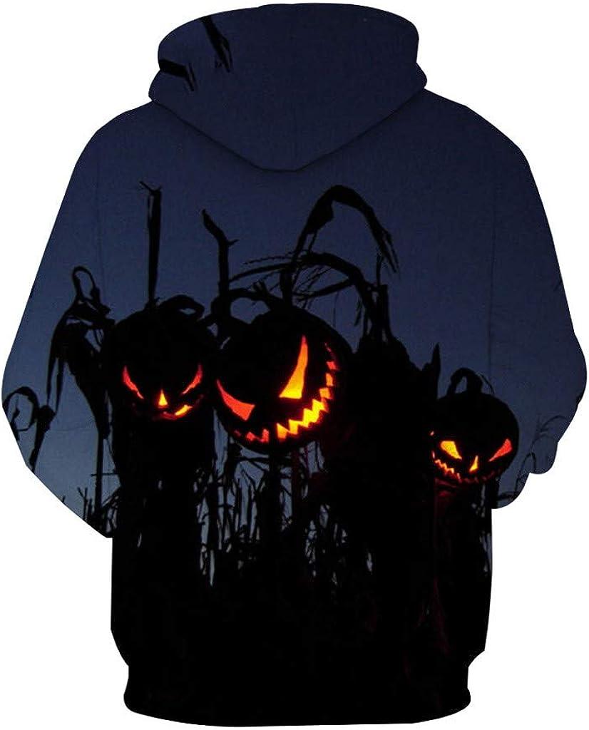 LEKODE Men Sweatshirt Fashion Printed Long Sleeve Autumn Tops