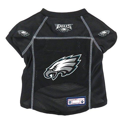 Philadelphia Eagles Pet Jersey Size S - Licensed NFL Memorabilia Merchandise