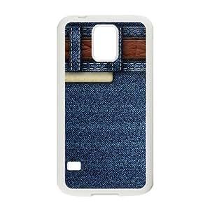 Denim ZLB563243 Unique Design Case for SamSung Galaxy S5 I9600, SamSung Galaxy S5 I9600 Case by Maris's Diary