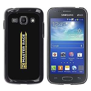 Race Master OYAYO Samsung Galaxy Ace 3 //Dise?os frescos para todos los gustos! Top muesca protección para su teléfono inteligente!