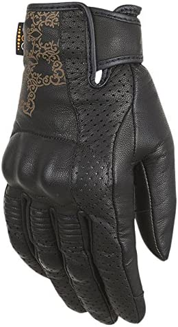 Furygan Astral Lady Glove D3O Black Size M