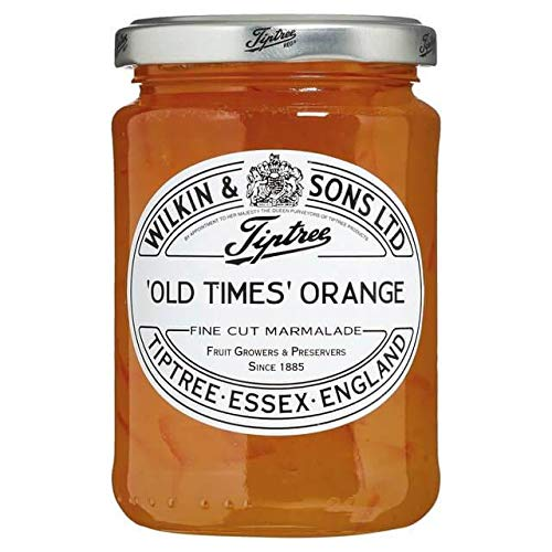 - Tiptree 'Old Times' Orange Marmalade, 12 Ounce Jar