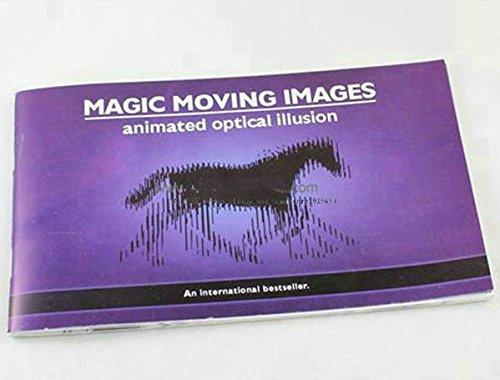 ilusiones /ópticas animadas ni/ños Doowops Magic Moving Images ni/ños Magic Close Up Trucos de Magia Magie Book Funny