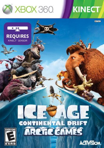 Ice Age: Continental Drift Kinect – Xbox 360