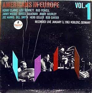 Various - Americans In Europe, Vol.2