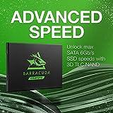Seagate BarraCuda Internal Hard Drive HDD for