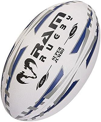 Pelota de rugby – Ram Rugby – Super Jumbo pelota de rugby – Tamaño ...